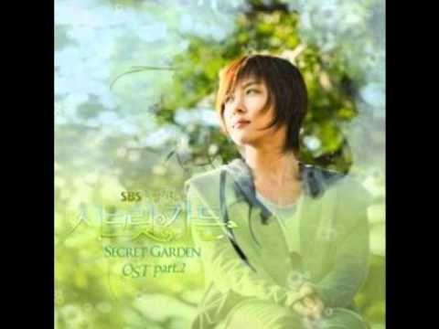 그여자 That Woman 백지영 Baek JI Young OST Secret Garden part 2 ...