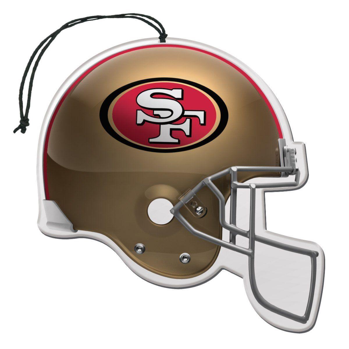 Amazon.com : NFL San Fransisco 49ers Air Fresheners (3-Pack) : Automotive Air Fresheners : $7.22  http://www.amazon.com/gp/product/B001C0UCV4/ref=as_li_qf_sp_asin_il_tl?ie=UTF8&camp=1789&creative=9325&creativeASIN=B001C0UCV4&linkCode=as2&tag=softantibacte-20&linkId=NAQ76OY3EZEXUM4F