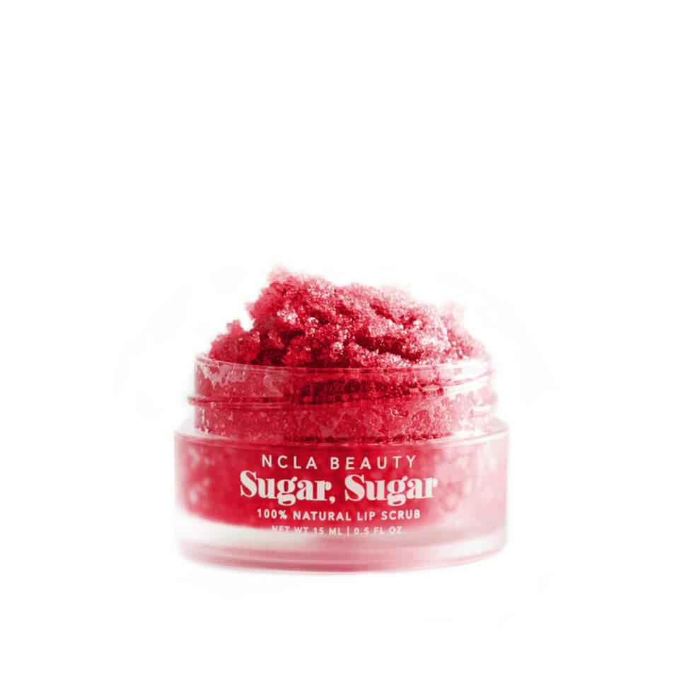 NCLA Beauty Sugar Sugar Red Roses Lip Scrub in 2020 Lip