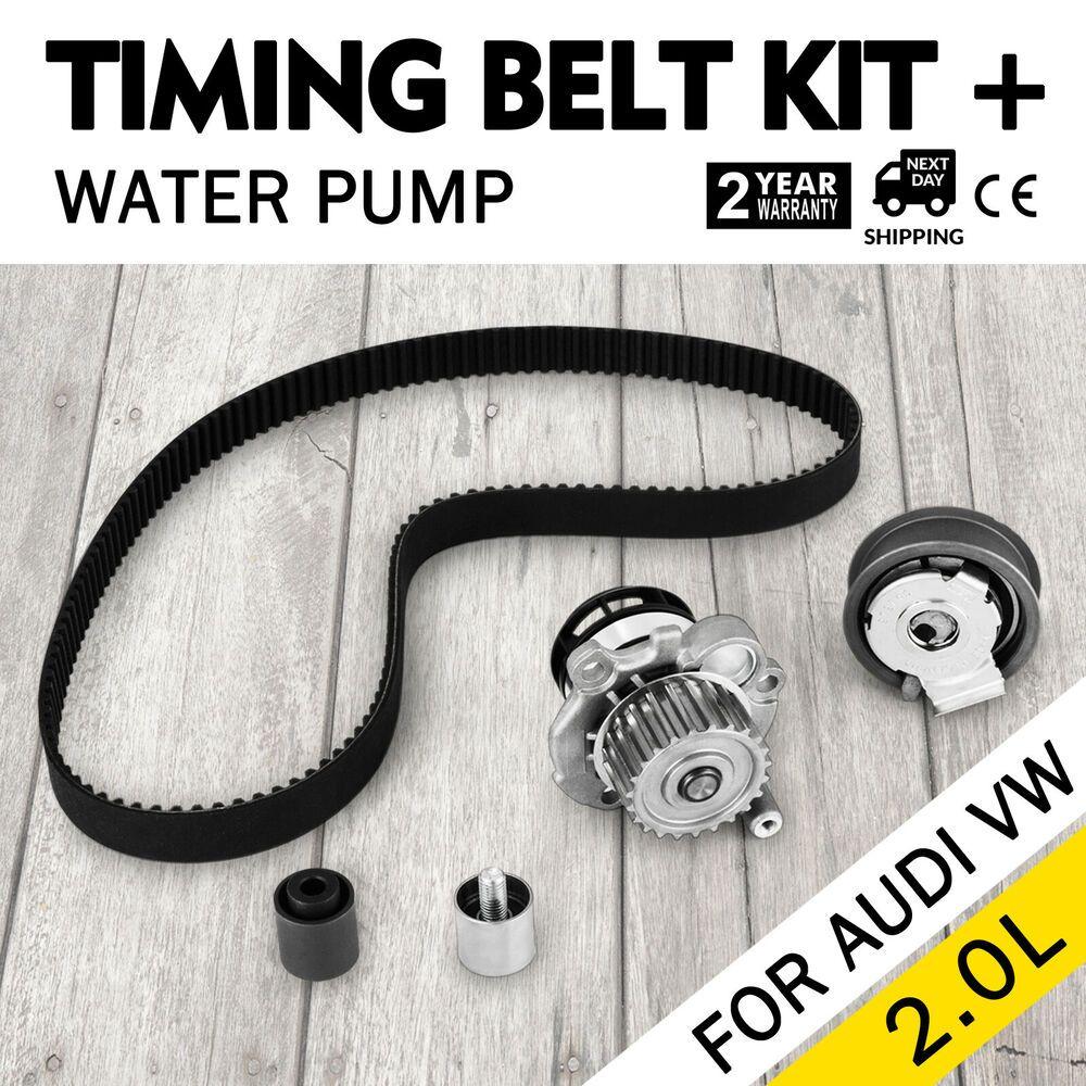 Ebay Sponsored Timing Belt Kit Water Pump For 2005 2012 Audi A3 A4 Tt Quattro Vw Jetta Volkswagen Jetta Timing Belt Vw Jetta