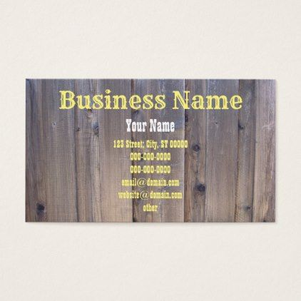 Painted on a barn business card | Zazzle.com | Cards ...