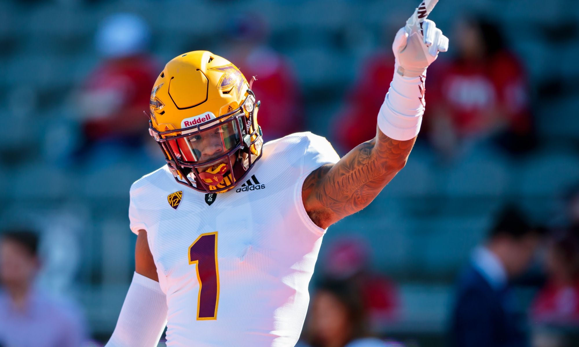 Fantasy football N'Keal Harry rated as No. 1 rookie by