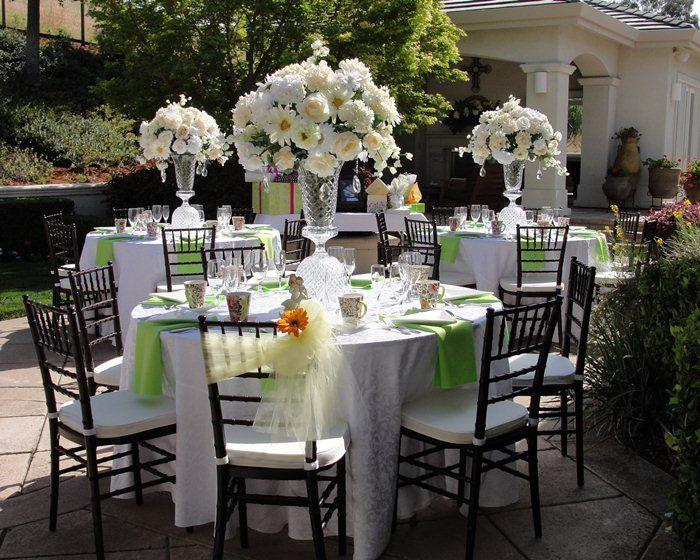 Wedding+Reception+Ideas | Garden Weddings Reception Decorating Idea | Home  Design Gallery