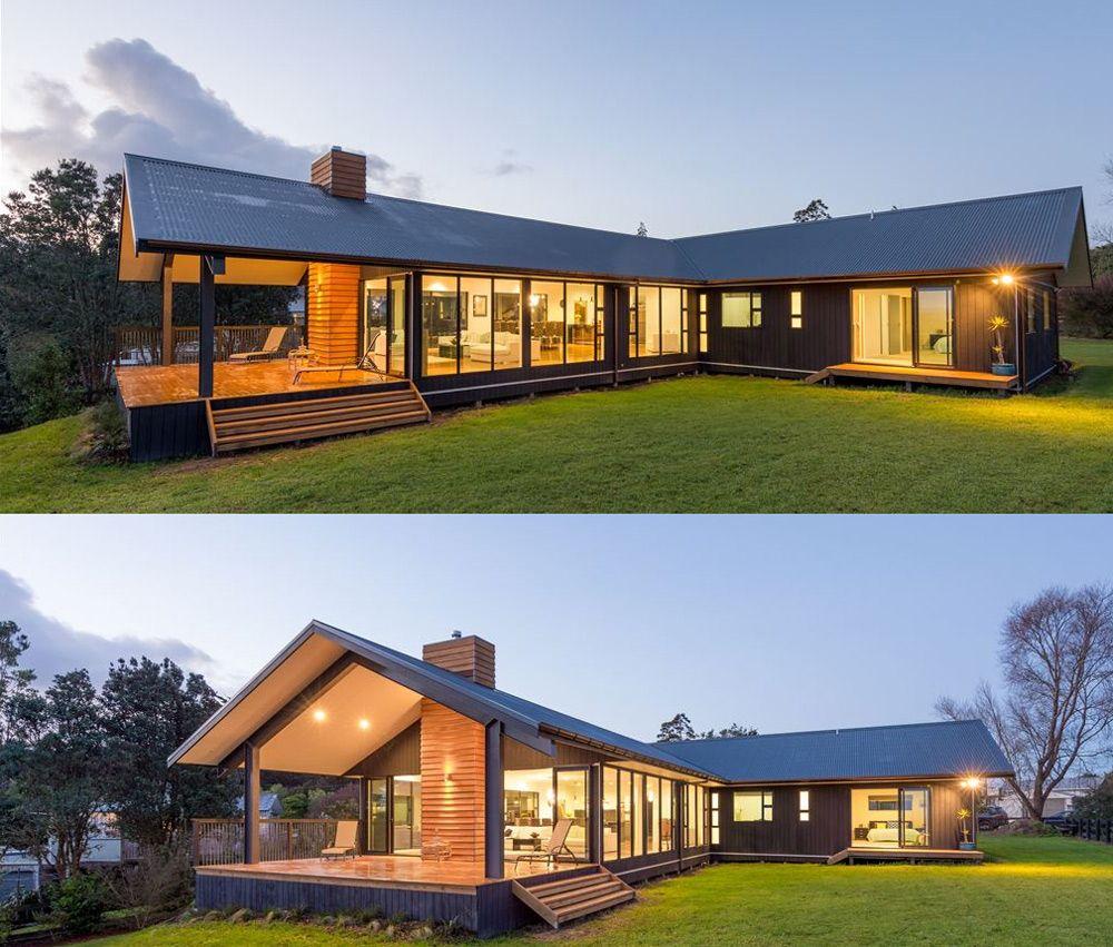 Modern Ranch Home Designs: Scheunenhäuser