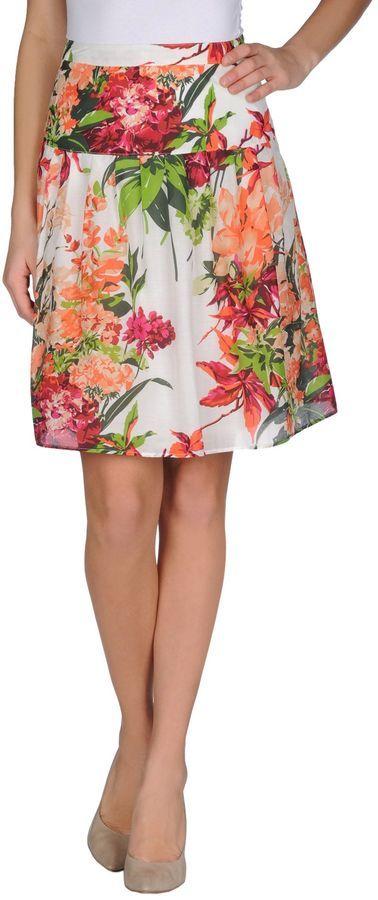 MU-RA MURA 3/4 length skirts