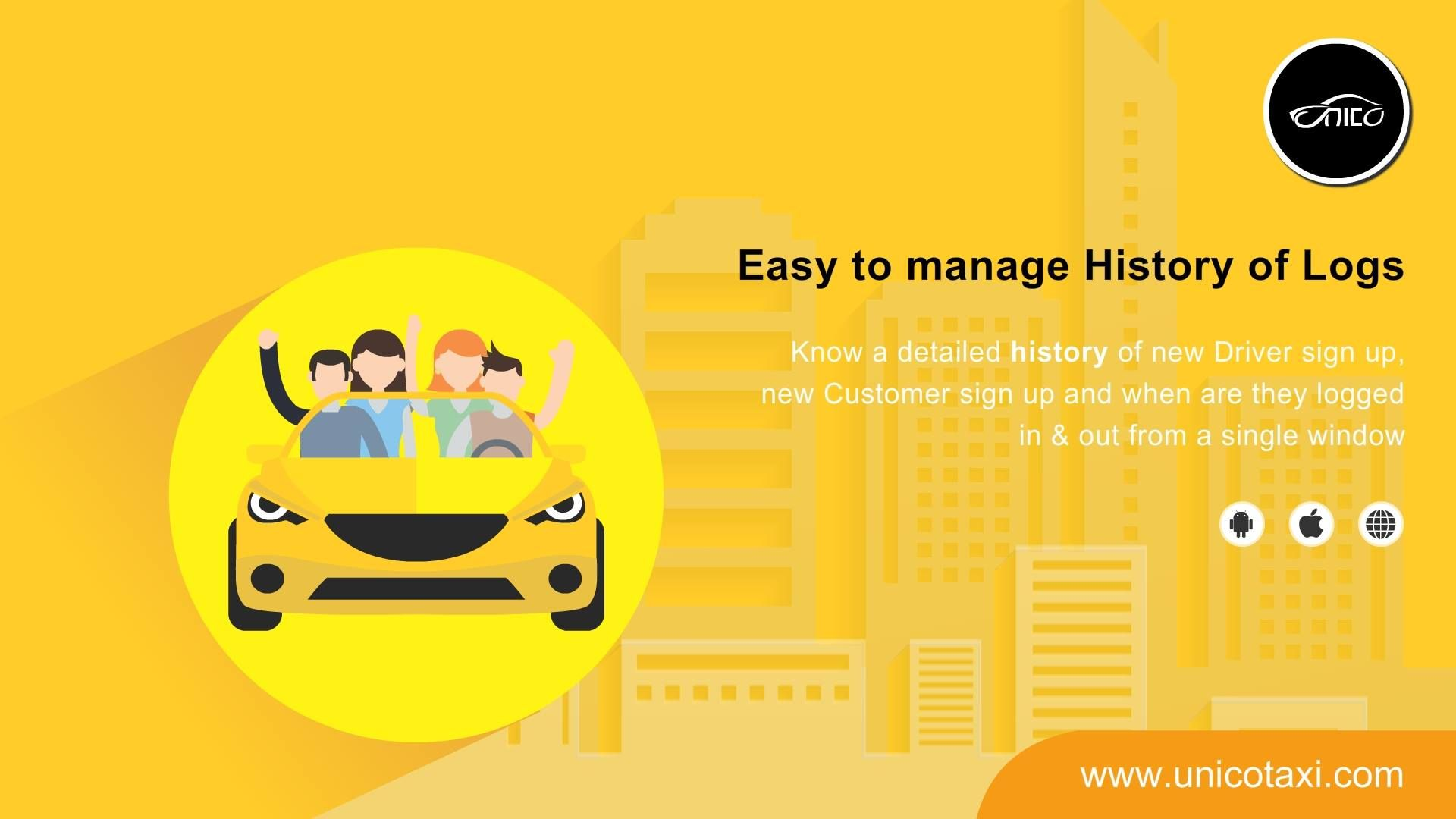 History Logs Know A Detailed History Of New Driver Sign Up