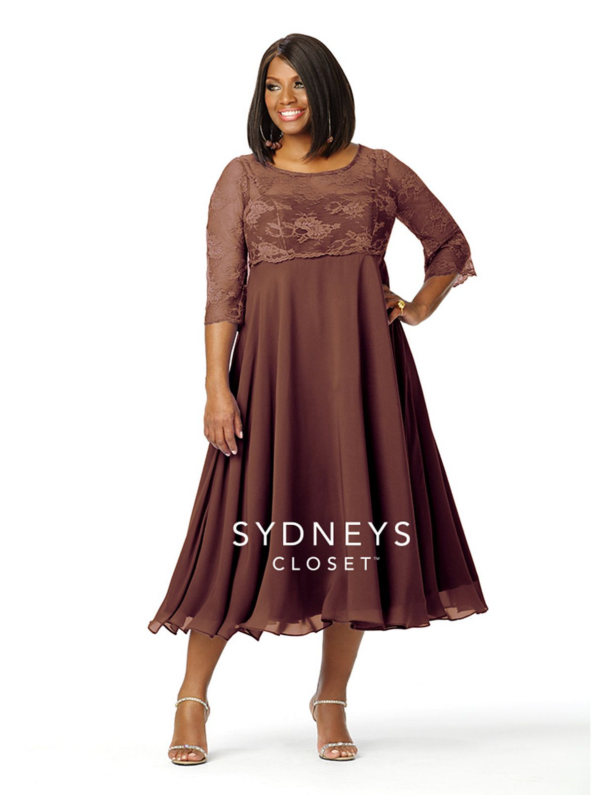 Plus Size Mother of the Bride & Mother of the Groom Dresses | Sonsi ...