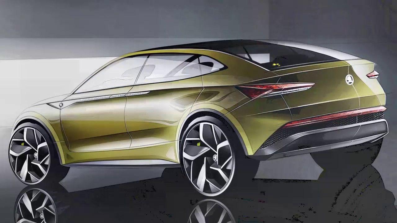 skoda volkswagen group plans electric revolution   features  skoda volkswagen