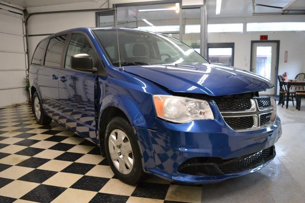 Ebay 2011 Grand Caravan No Reserve 2011 Dodge Grand Caravan
