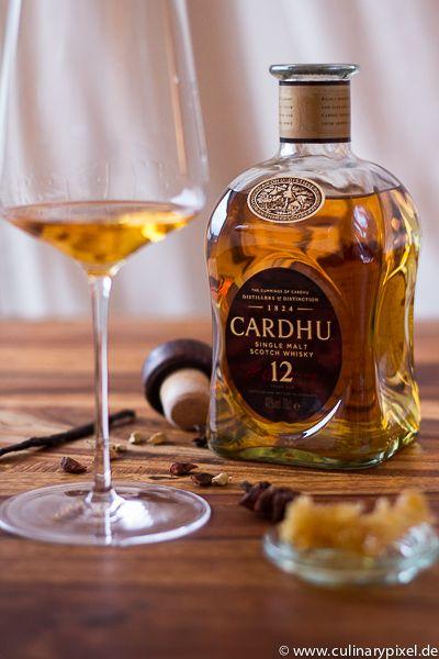Photo of Cardhu 12 years Single Malt Scotch Whisky: Geschenke und Honignoten gegen das Grau   culinary pixel by Annette Sandner: food & gastro blog, restaurants, kulinarische reisen & rezepte