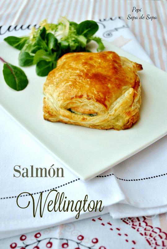 Sopa de Sopa : Salmón Wellington
