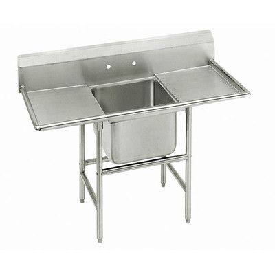 Advance Tabco 940 Series Free Standing Service Sink Products