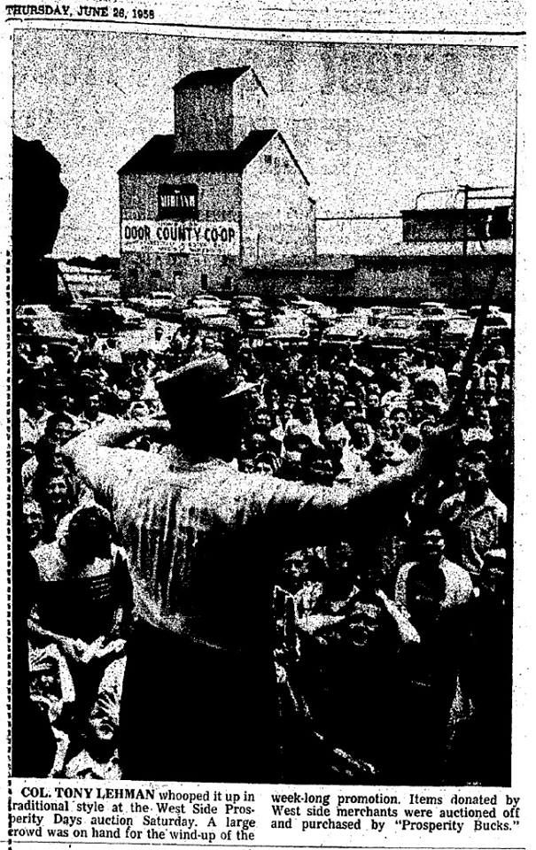 From the pages of the Door County Advocate June 26 1958 //  sc 1 st  Pinterest & From the pages of the Door County Advocate June 26 1958 http ...