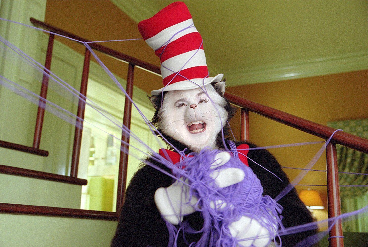 Super Memorable On Screen Makeup Transformations Cats Hats Myer
