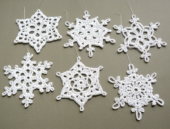 crochet christmas ornament google search