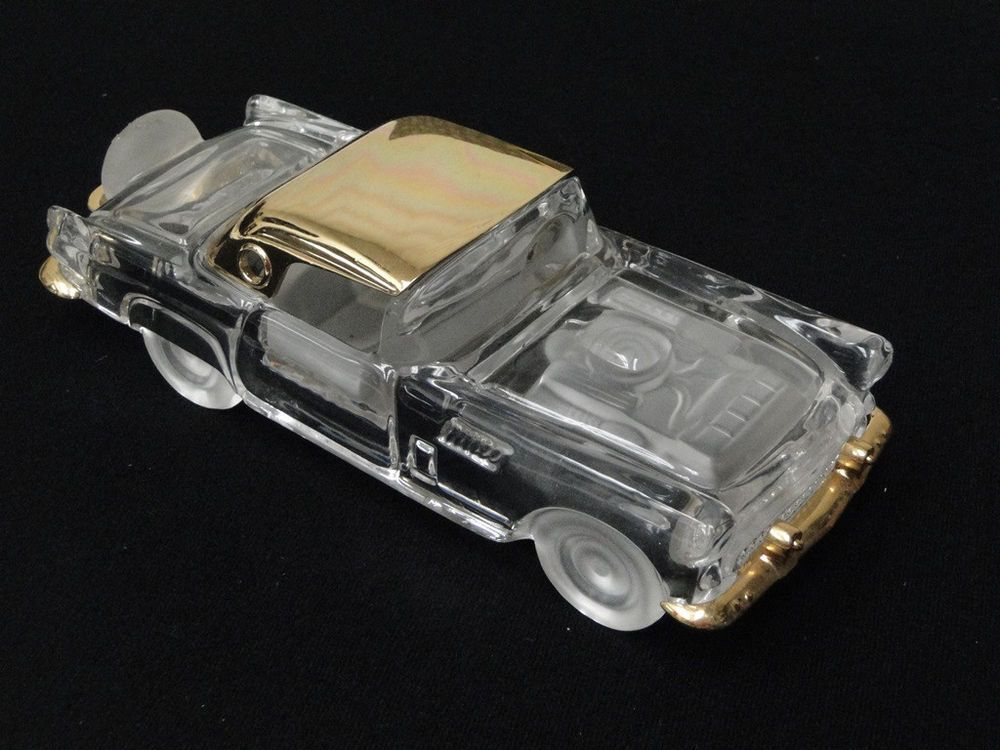 Details about Franklin Mint Crystal 24k Gold 1956 Ford Thunderbird T-bird Clear Model Car & Details about Franklin Mint Crystal 24k Gold 1956 Ford Thunderbird ... markmcfarlin.com