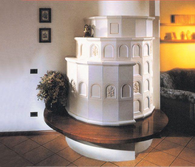 Stufa thun ambiente stufe originali thun tradizionali classiche in 2019 house sweet home - Stufe a legna tirolesi ...