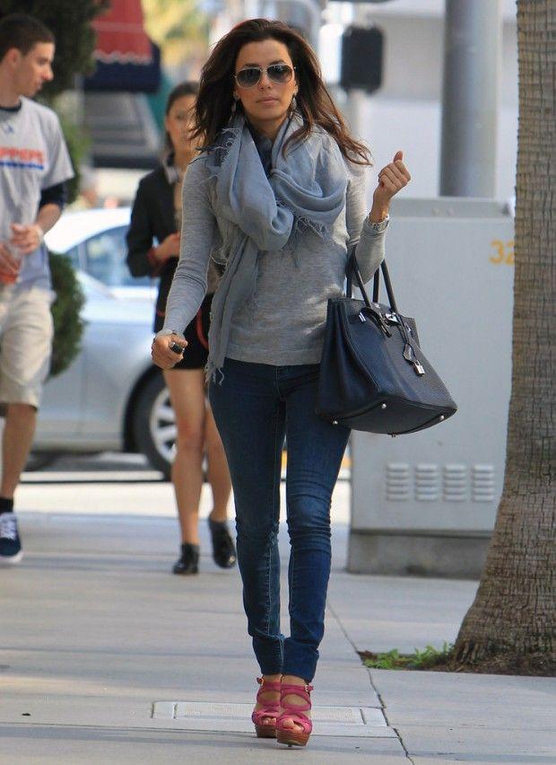 Eva Longoria 39 S Easy Street Style Secret Eva Longoria And Street Styles