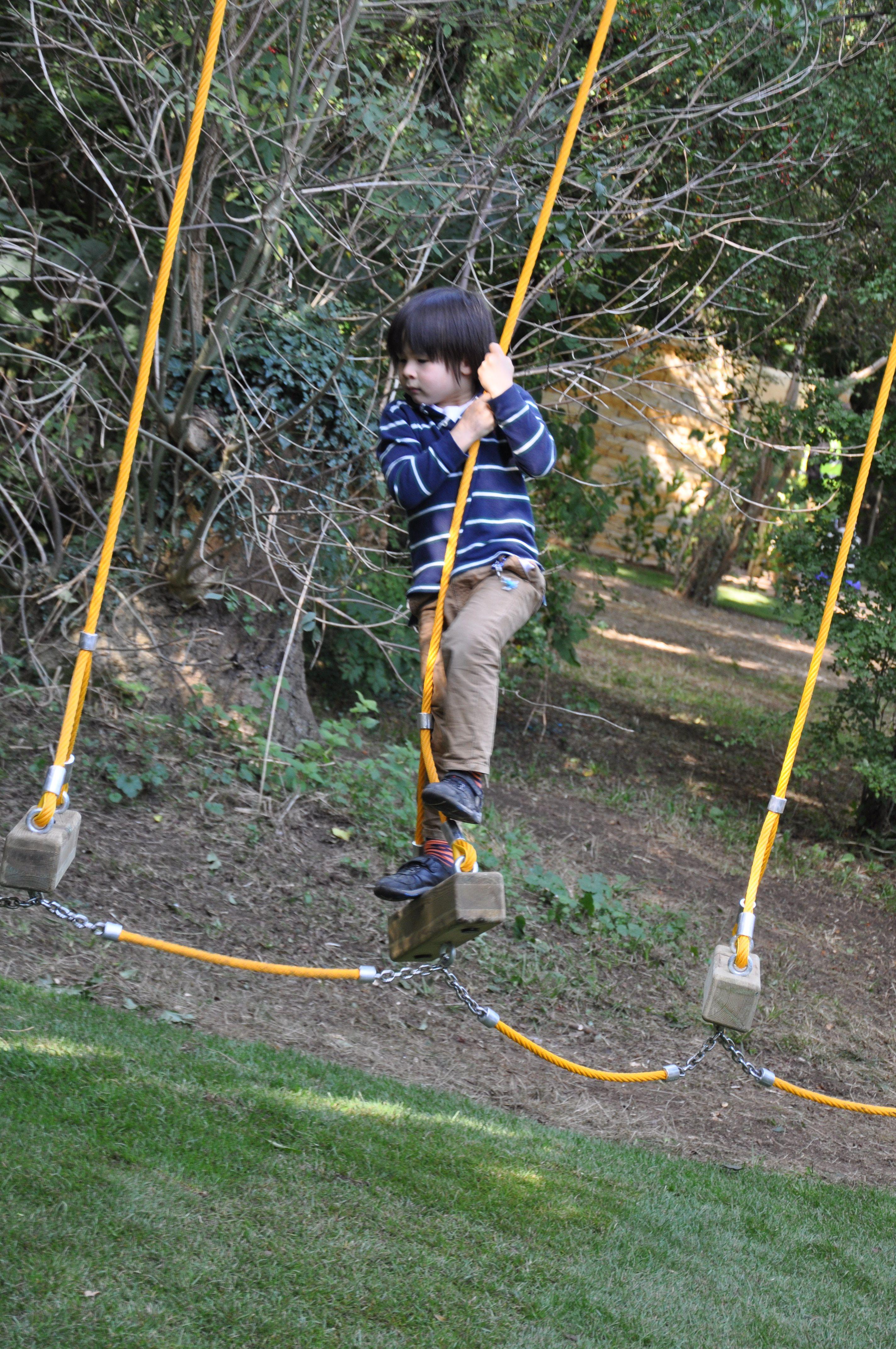 Swinging Steps Outdoor power equipment, Sos, Event