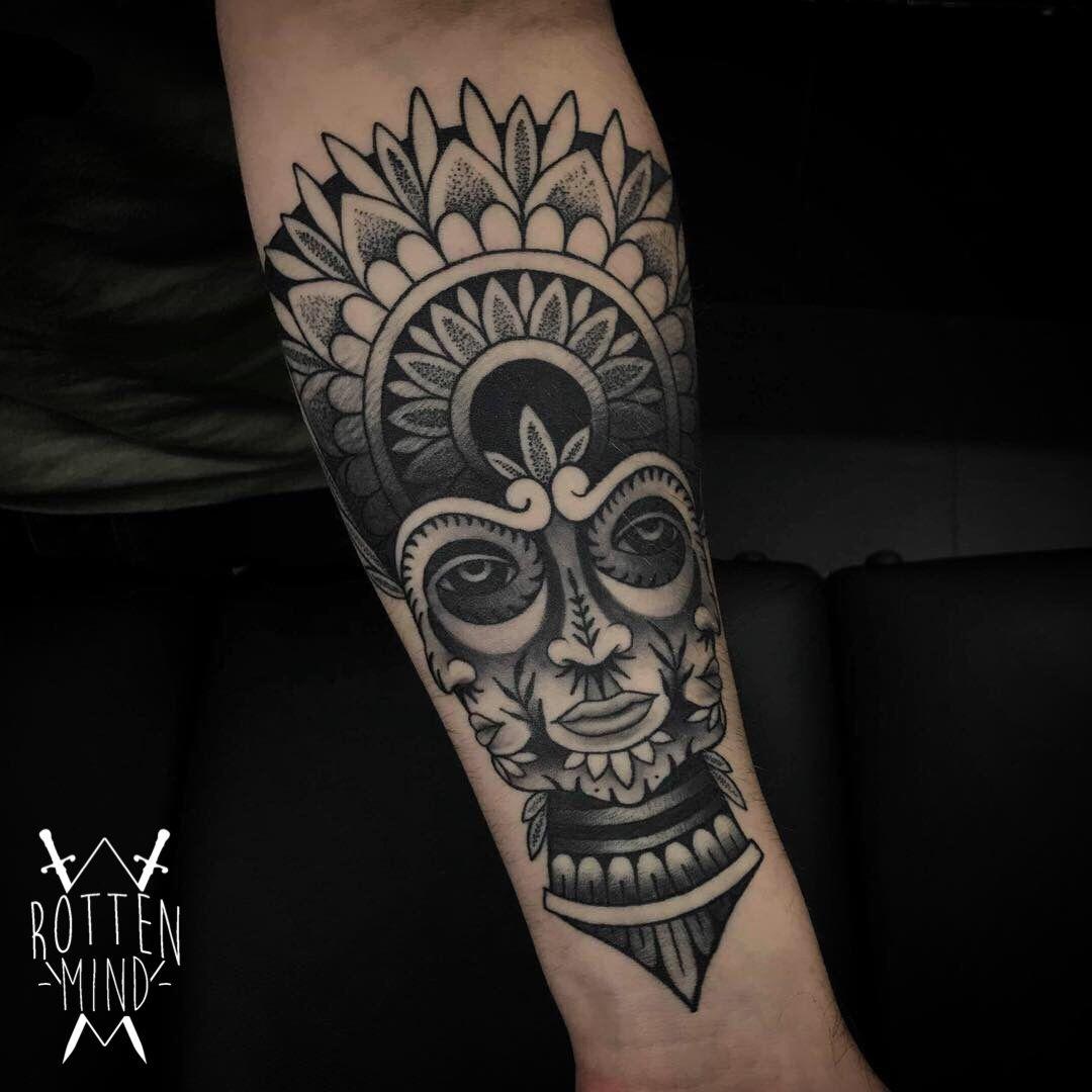 Tattoo Artist Rottenmind13 Black And Grey Tattoos Grey Tattoo Tattoo Designs