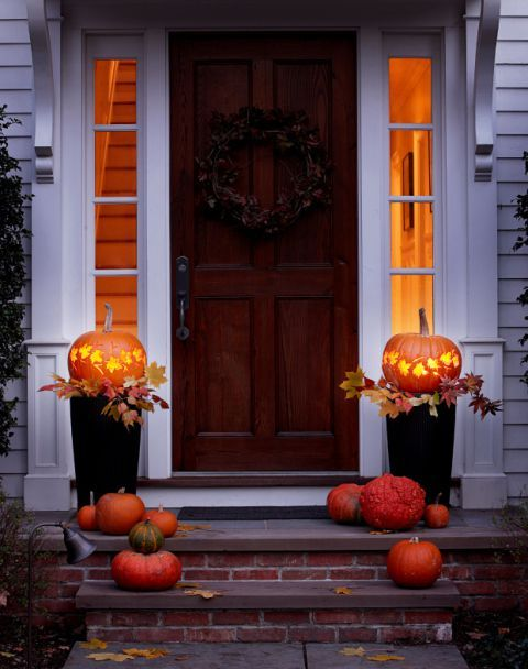 40 Easy DIY Halloween Decorations and Decorating Ideas Fall decor