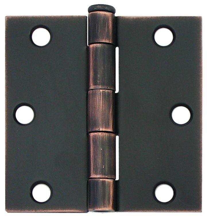 3inch aged bronze door hinge 2pack in 2020 door
