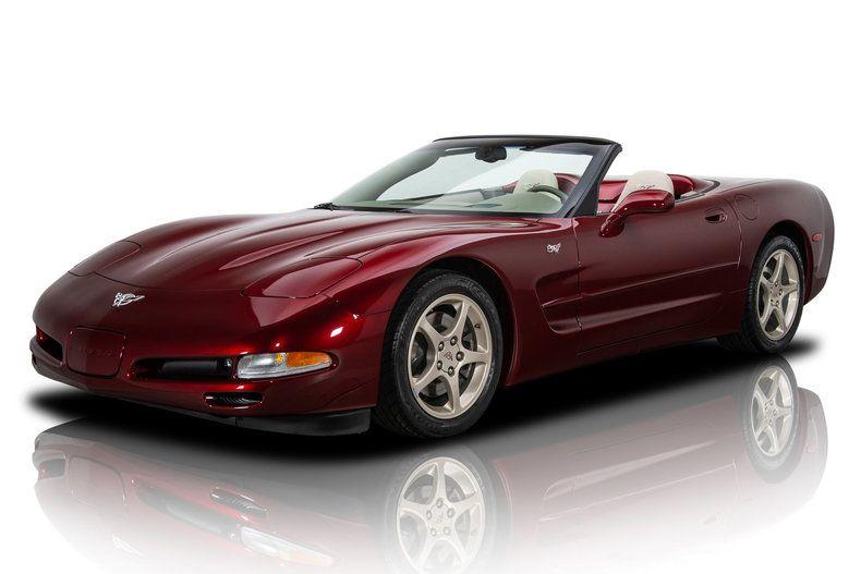 2003 Chevrolet Corvette For Sale Corvette 2003 Corvette Chevrolet Corvette