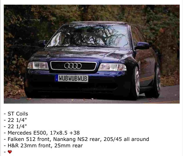 2000 2001 Audi A4 Stance This Is How I Want Mine To Sit On The Ground European Cars Audi A4 Audi