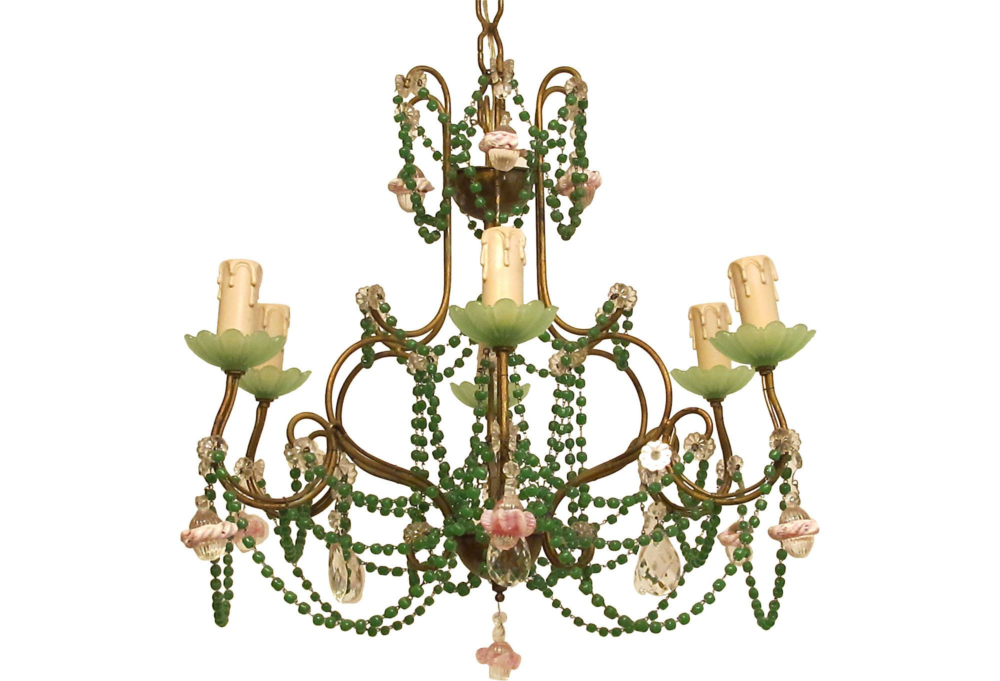 with products turquoise interiors au chandelier courant empire band nicole stone green