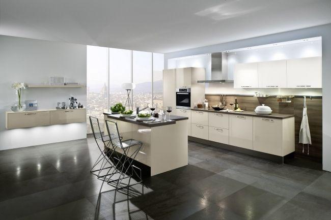 Küchen Modern Insel | arkhia.com | {Küchenzeile modern hochglanz 30}