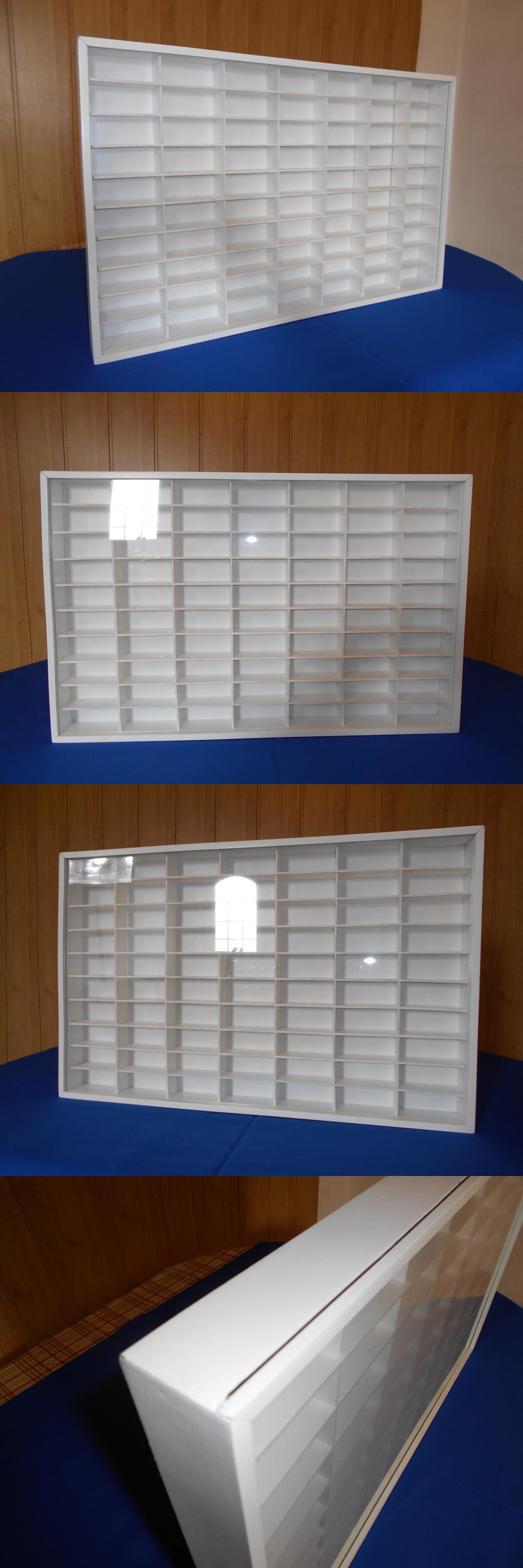 Display Cases and Stands 171135: Showcase, Wall Display Case Cabinet For 1  64 Scale