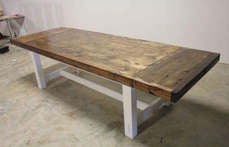 James+James expandable farmhouse table. #PinItToWinIt #James+James