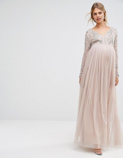 8fb9adc546e20 Discover Fashion Online Fashion Online, Asos, Tulle, Long Sleeve, Maternity  Dresses,