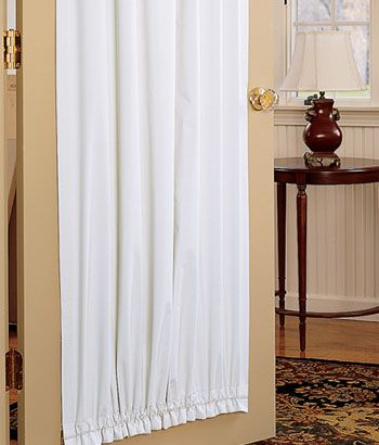 Blackout Curtains For French Doors Curtains Custom Curtains