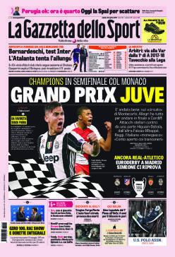 La Gazzetta dello Sport Rosa con edizioni locali 22 2204