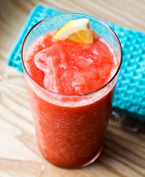 pink lemonade frosty