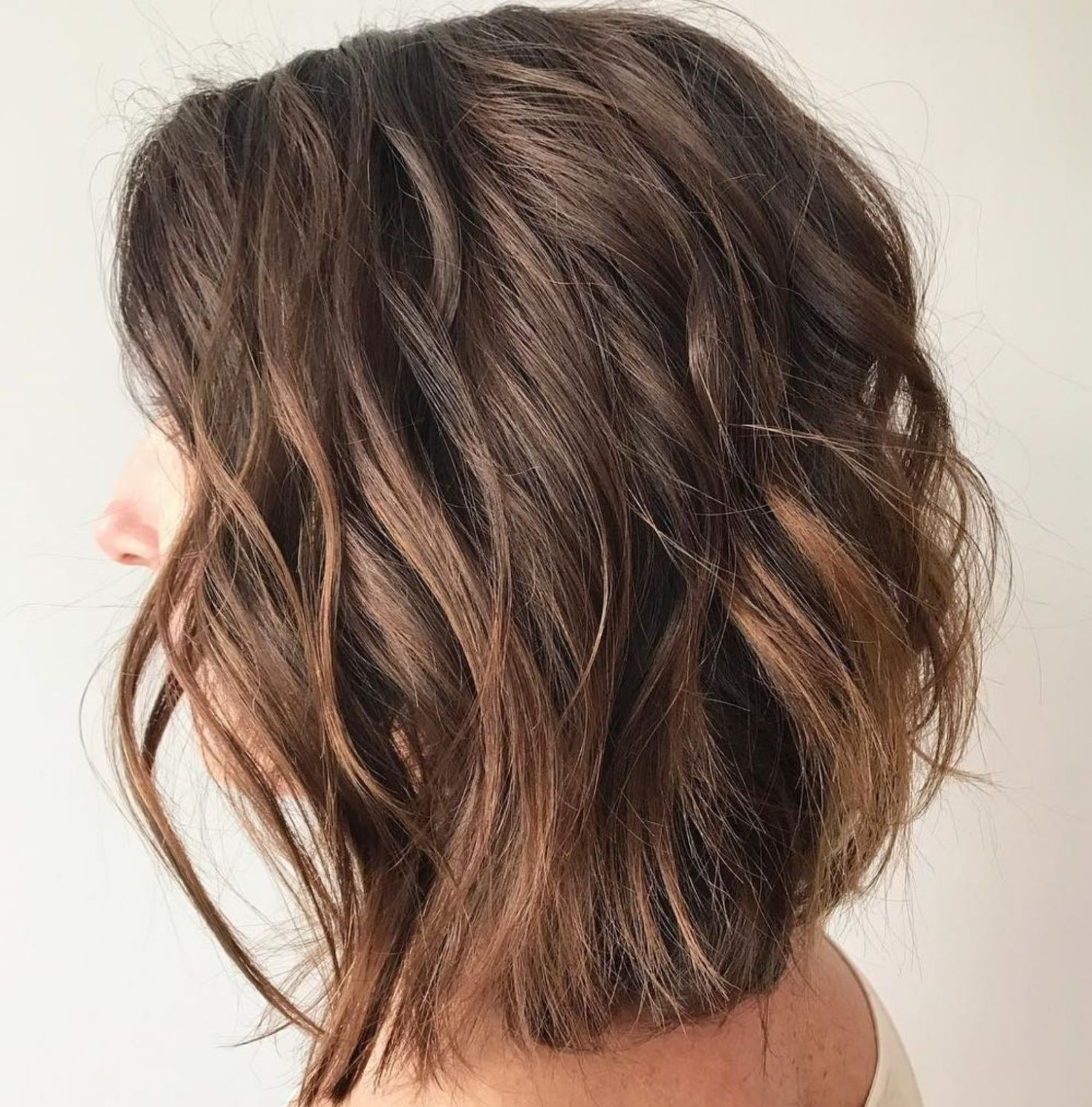 Messy Bob Hairstyles for Your Trendy Casual Looks in Hair