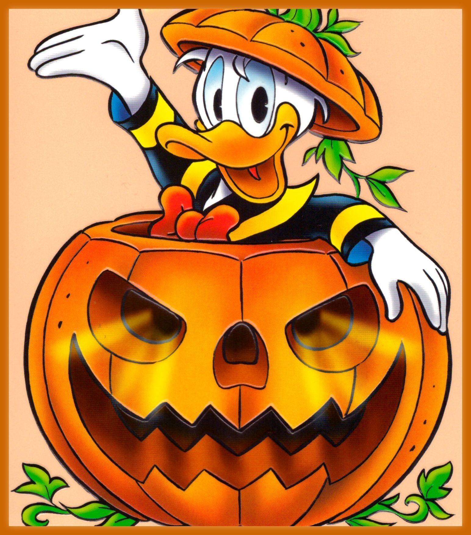 Halloween Characters Clipart