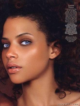 Blacks With Blue Eyes Natural Phenomenon Or Genetic Mutation
