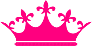 Queen Crown Hot Pink Clip Art Crown Clip Art Crown Drawing Crown Png