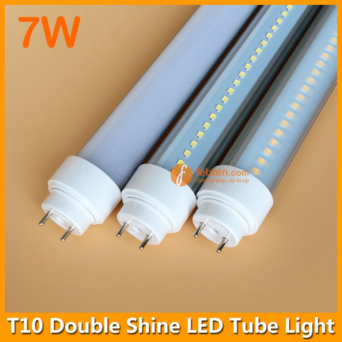 1FT 7W Double Shine T8 LED Tube Light for Billboards Lighting