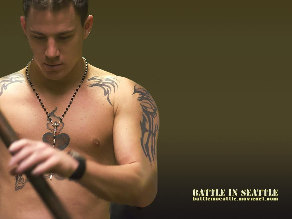Channing tatum channing tatum sexy pinterest for Channing tatum tattoo side by side