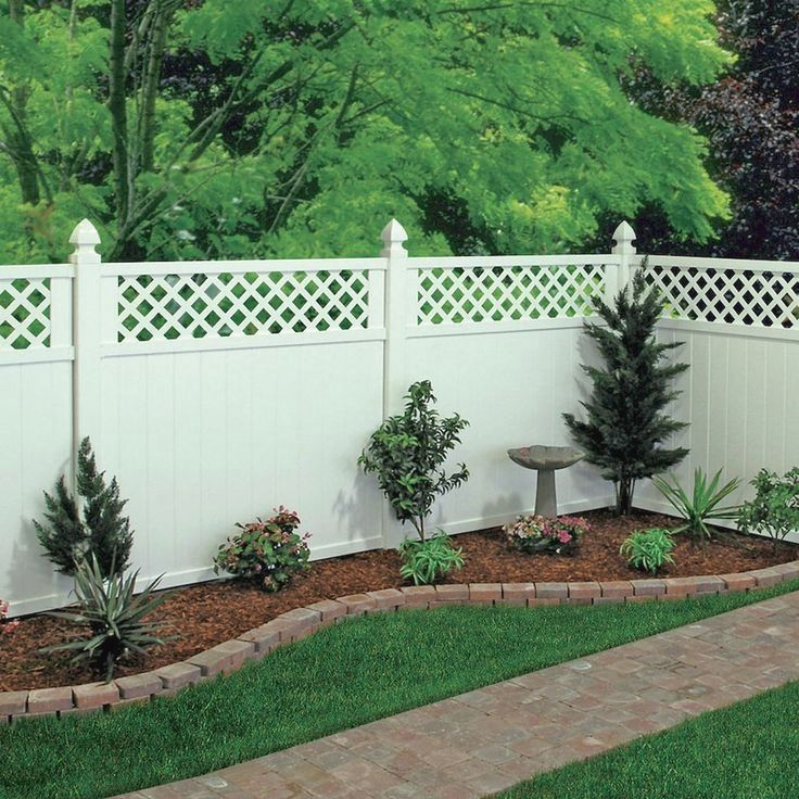 Bufftech Vinyl Fence Prices Complete With Models And Image