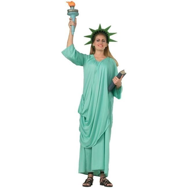 Costumes For All Occasions Aa223 Statue Of Liberty