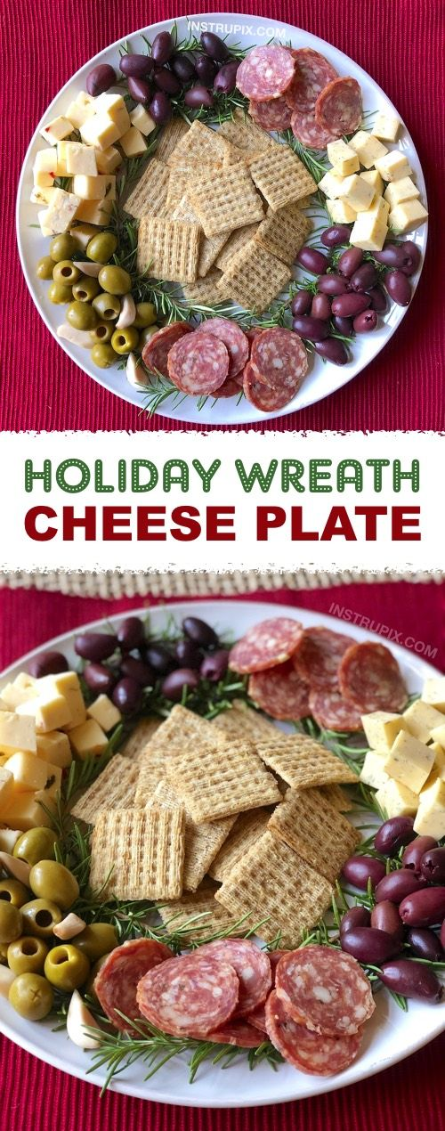 3 Make Ahead Christmas Appetizers (easy  fun!) Amazing Appetizers