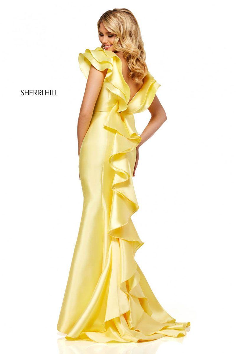 76dc16ce5bd Sherri Hill - 52547 - Formal Approach Prom Dress  52547
