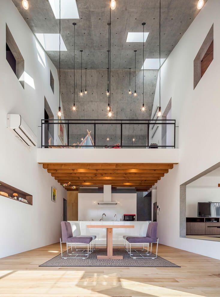 Futuristic House by ZOYA Design Office | Interiors | Pinterest ...