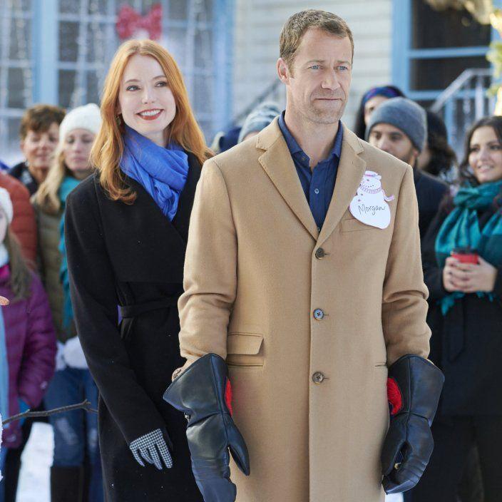 Christmas on Honeysuckle Lane - About   Hallmark Movies and Mysteries   Hallmark movies ...