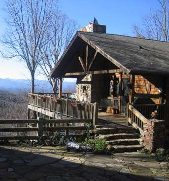 Asheville nc cabin and country living pinterest for Asheville nc luxury cabin rentals