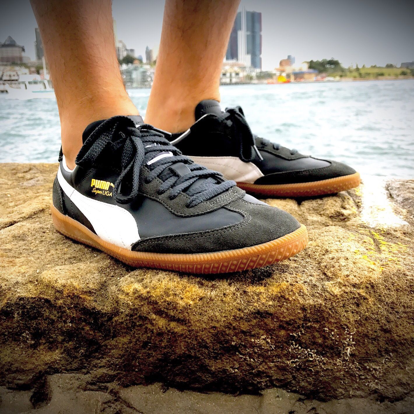 thoughts on most fashionable look good shoes sale Puma Super Liga | Sneakers: Puma Classics | Sneakers ...